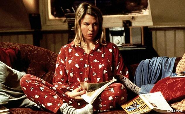 Bridget Jones, una single in pigiama