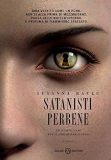 Copertina del secondo romanzo di Susanna Raule