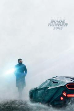Il poster ufficiale di Blade Runner 2049 con Ryan Gosling