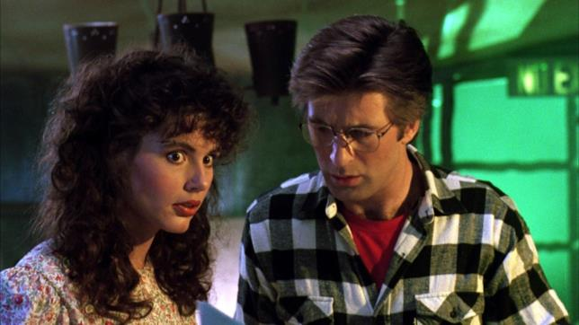 Adam e Barbara Maitland in Beetlejuice
