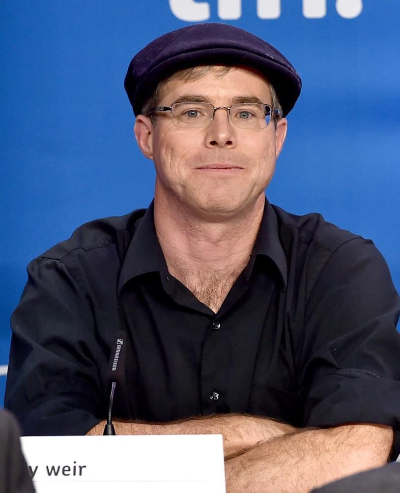 L'autore Andy Weir a Toronto