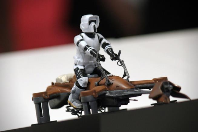 Rivivere l'inseguimento della battaglia di Endor? Ora si può