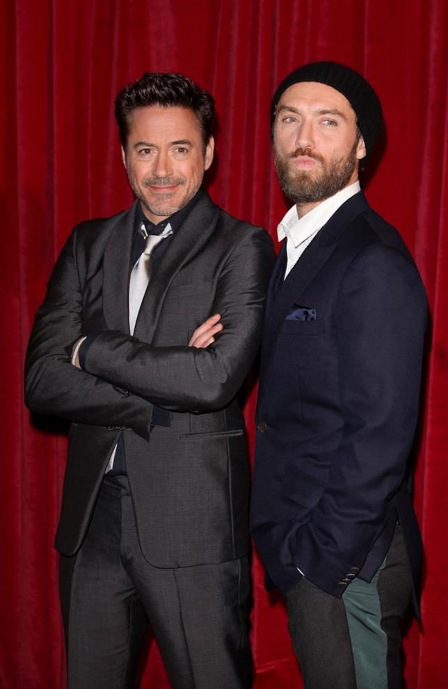 Sherlock Holmes 3 si farà: lo assicura Robert Downey Jr.