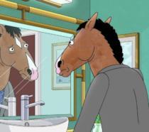 Il protagonista della serie, BoJack Horseman