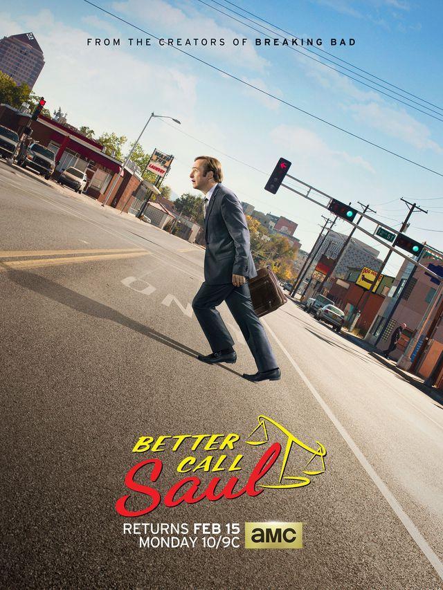 poster ufficiale della stagione 2 di Better Call Saul