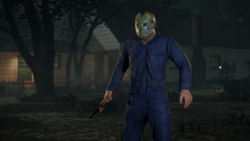 Jason nel videogioco di Venerdì 13