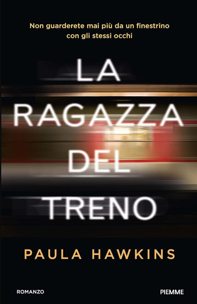 La Ragazza del Treno, dal libro al film