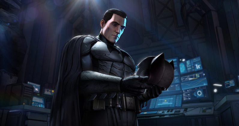 Batman visto da Telltale Games
