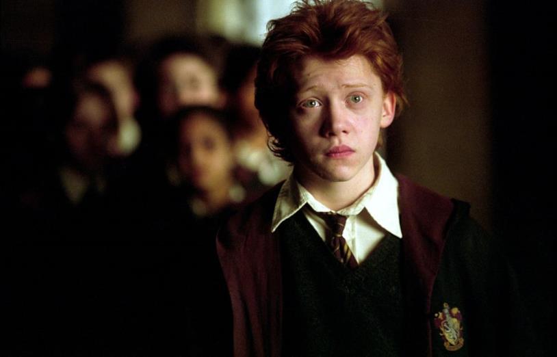 Ron Weasley in Harry Potter