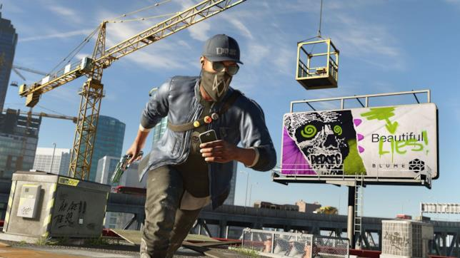 Watch Dogs 2 in uscita a novembre