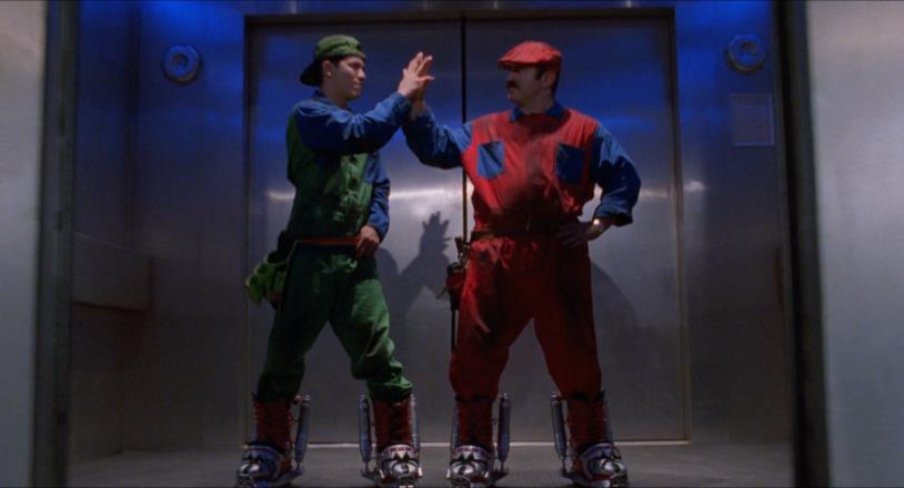 Super Mario film 1993
