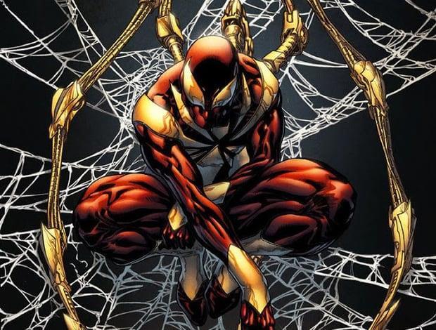 L'armatura Iron-Spider