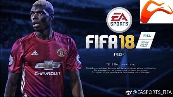 FIFA 18 in uscita su PC e console