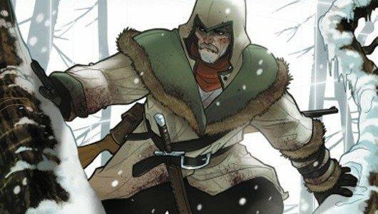 Assassin's Creed Russia fumetto
