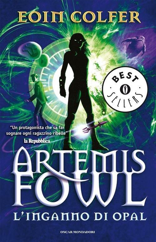 Il quarto romanzo di Artemis Fowl