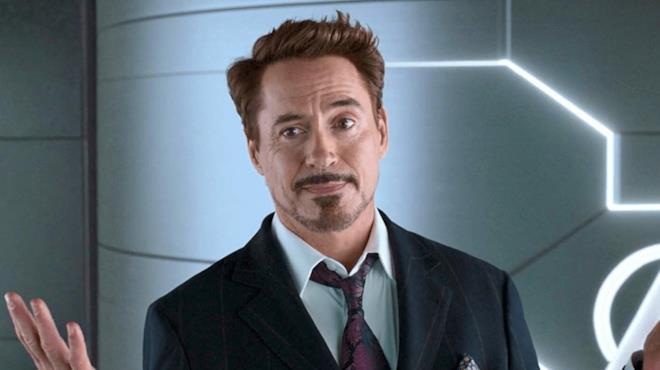 Robert Downey Jr. nei panni di Tony Stark