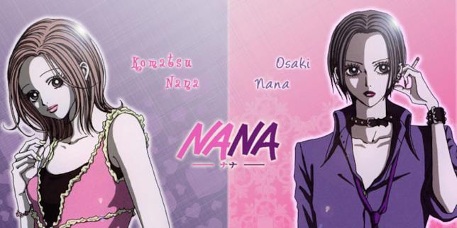 Nana protagoniste