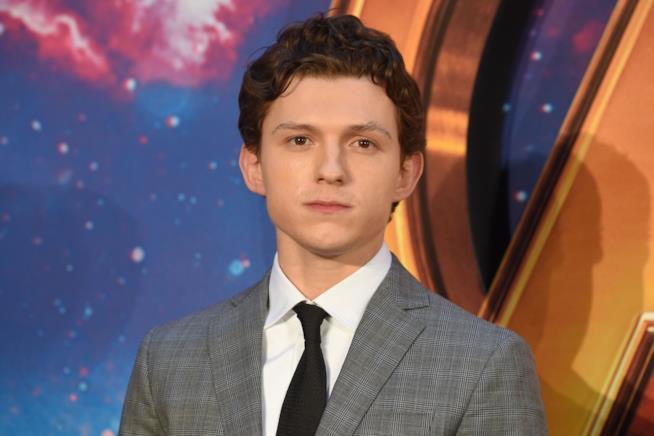 Tom Holland ha saputo solo all'ultimo del destino di Spider-Man in Avengers: Infinity War