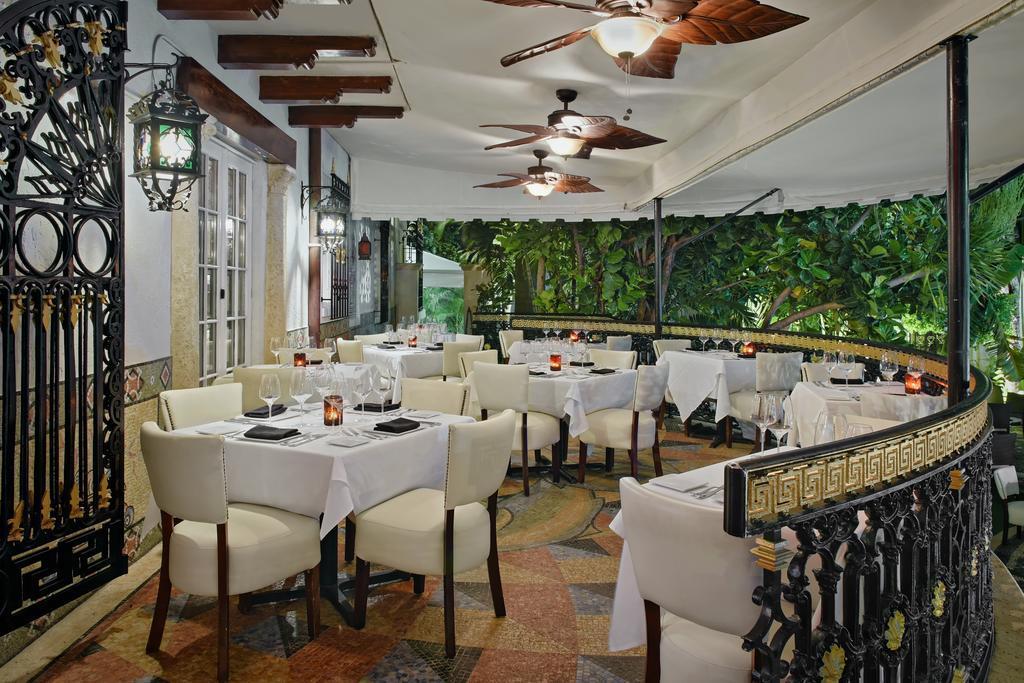Il ristorante di Villa Casuarina