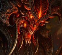 Un concept art di Diablo