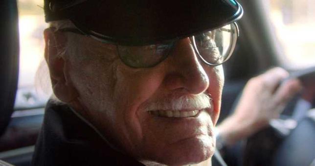 Il cameo di Stan Lee in Infinity War