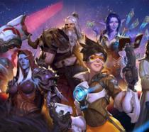 La keyart ufficiale del BlizzCon 2019