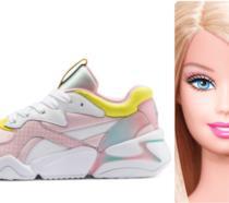Sneaker Nova x Barbie