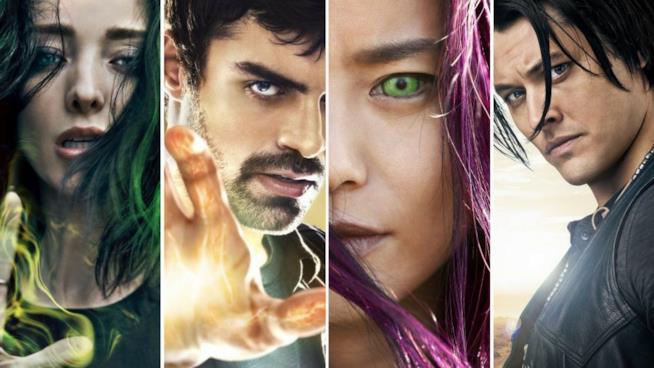 La nuova serie sui mutanti