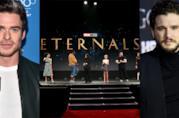 Kit Harington alla premiére dell'ottava stagione di Game of Thrones