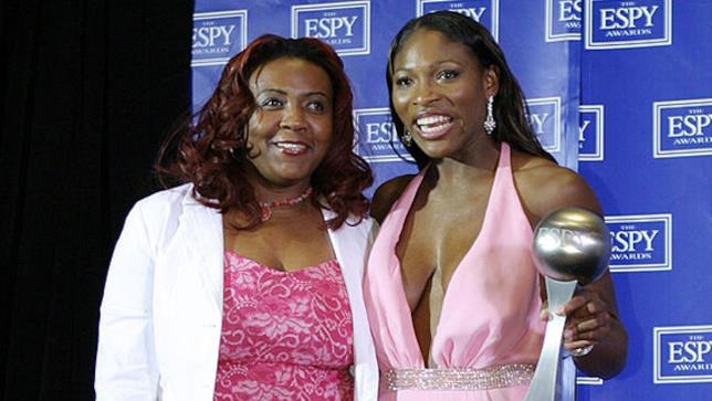 Serena Williams e la sorellastra Yetunde Price