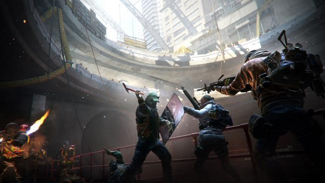 La grafica di Tom Clancy's The Division