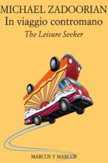 Copertina del libro In viaggio contromano, da cui il film è tratto