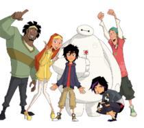 I protagonisti di Big Hero 6 torneranno per una serie TV animata