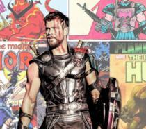I riferimenti fumettistici di Thor: Ragnarok