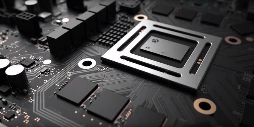 Focus sull'hardware di Xbox Scorpio