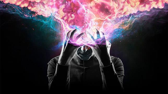 Il poster della prima stagione di Legion