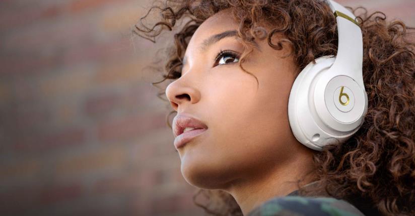 Immagine promozionale delle cuffie Beats Studio 3 Wireless