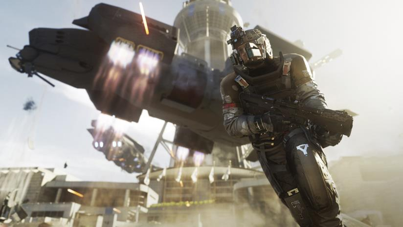 Immagine in game ufficiale per CoD: Infinite Warfare