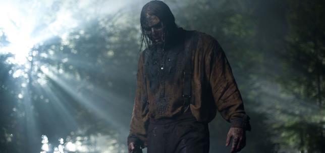 Uno zombie di Quella Casa nel Bosco