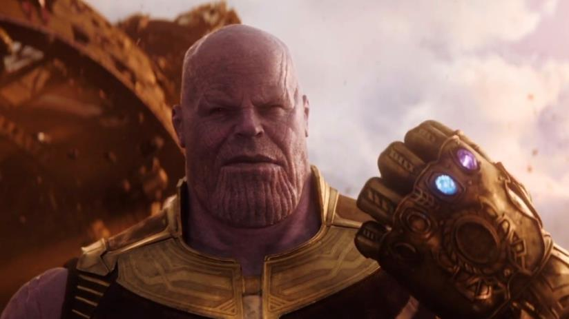 Thanos cerca le Gemme dell'Infinito nel trailer di Infinity War