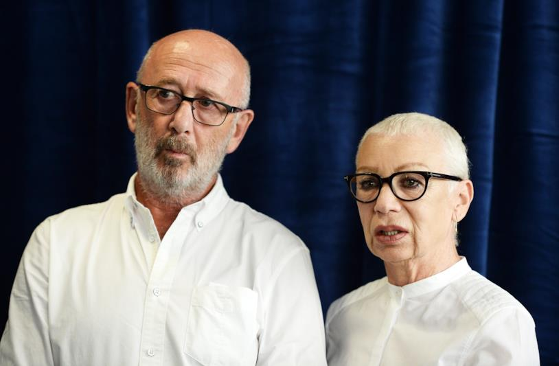 Viktor e Irina Yelchin