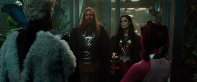l'Aether viene consegnata al Collezionista nella scena post-credit di Thor: The Dark World