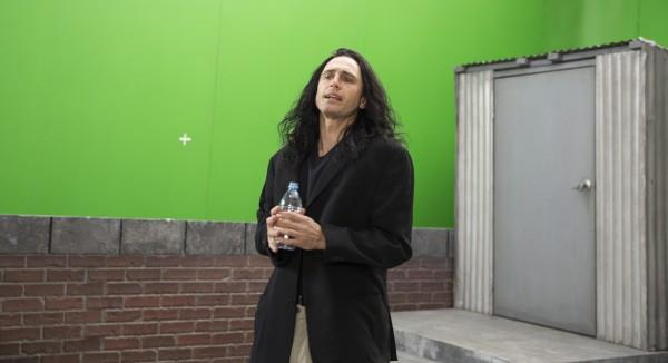 James Franco è Tommy Wiseau in The Disaster Artist