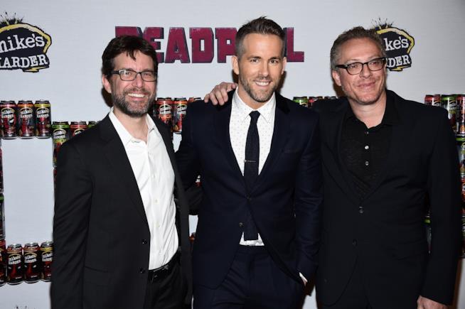 Rhett Reese, Paul Wernick e Ryan Reynolds potrebbero riunirsi per Life