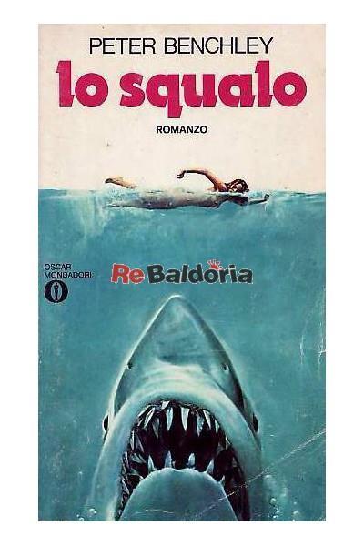 Lo squalo di Peter Benchley