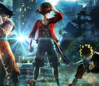 Naruto, Dragon Ball e One Piece in un unico gioco
