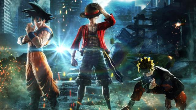 Jump Force: il nuovo videogioco dove Dragon Ball, One Piece e Naruto combattono