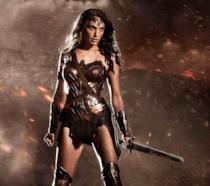 Gal Gadot nei panni di Wonder Woman in Batman v Superman