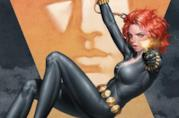 La nuova serie a fumetti con protagonista la Vedova Nera