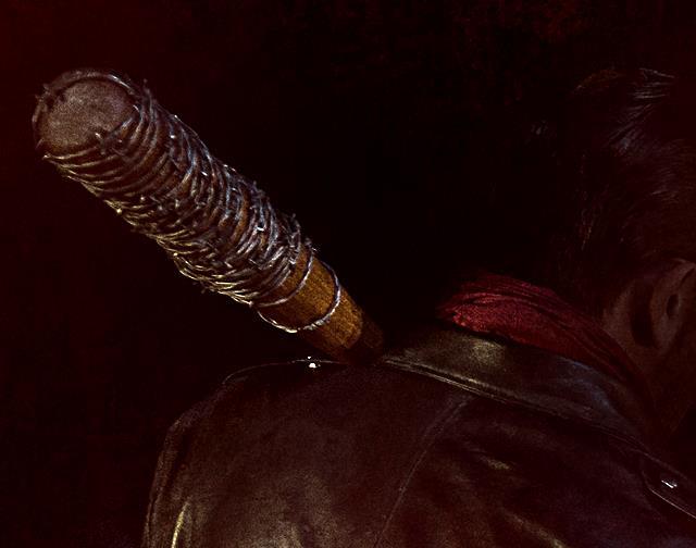 The Walking Dead: Negan e Lucille